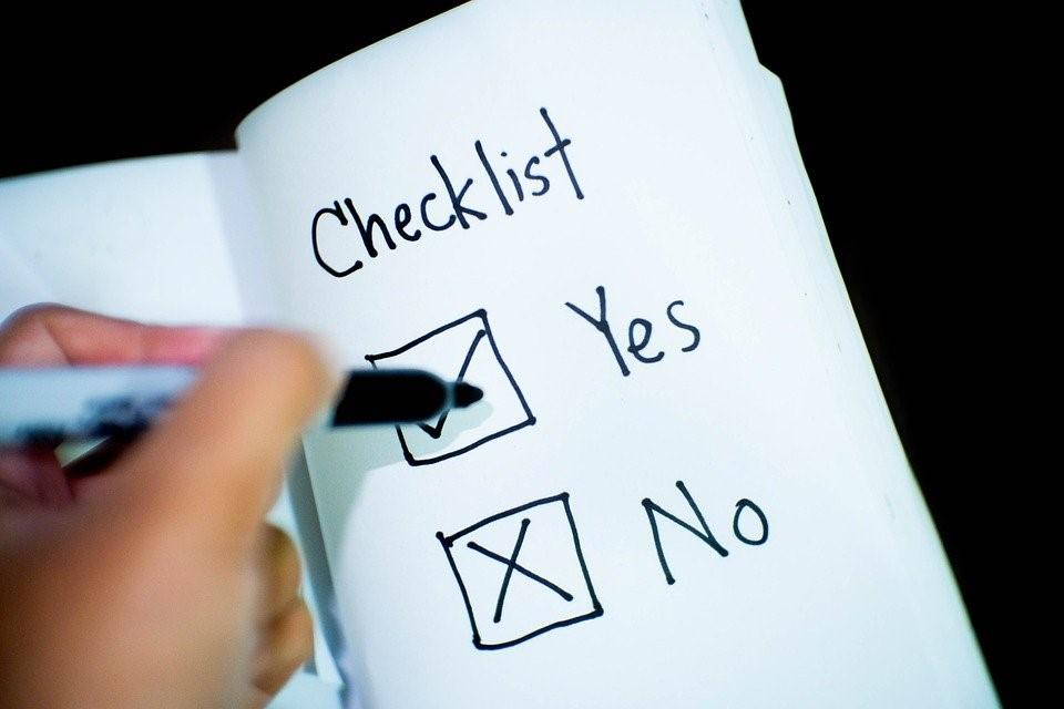 チェックリスト, チェック無, 意思決定, 意見, ビジネス, 仕事, 応答, 情報提供, タスク, 状況