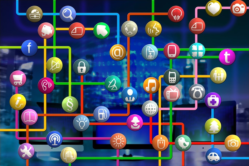 アイコン, サークル, 木, 構造, ネットワーク, インターネット, 社会, 社会的ネットワーク, ロゴ
